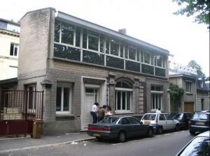 ROUEN Centre d'hébergement en urgence, le « Bouvreuil »